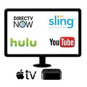Compare Directv Now Vs Sling Tv Vs Hulu Vs Youtube Tv